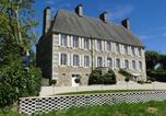 Hôtel Tessy-sur-Vire - Manoir Saint-Martin-1