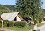 Camping avec Site nature Montbarrey - Camping Ecologique La Roche D'Ully-4