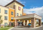 Hôtel Butte - Comfort Suites Airport Helena-1