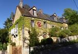 Hôtel Saint-Honoré-les-Bains - Chambres d'Hotes à La Chandelle-1