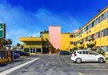 Hôtel Long Beach - Vagabond Inn Long Beach-3