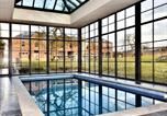 Location vacances Beauraing - Luxurious Mansion in Houyet with Sauna-1