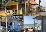 Hôtel Canacona - Roundcube Beach Bungalows-1