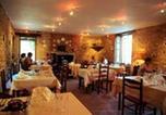 Hôtel Saint-Antoine-de-Breuilh - Hôtel Restaurant l'Escapade-4