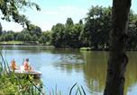 Location vacances  Mayenne - Chalet Saint-Denis-du-Maine, 4 pièces, 6 personnes - Fr-1-600-133-2