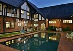 Hôtel Zimbabwe - Cresta Churchill Hotel-1