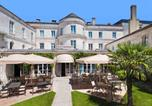 Hôtel 4 étoiles Champagnac-de-Belair - Mercure Angoulême Hôtel de France-1