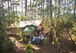 Camping avec Site nature Gironde - Huttopia Lac de Carcans-4
