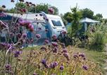 Camping avec Hébergements insolites Pays de la Loire - Flower Camping Le Petit Paris-4