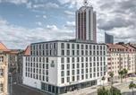 Hôtel Brandis - Holiday Inn Express Leipzig City Hauptbahnhof-1