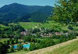 Camping 4 étoiles Saulxures-sur-Moselotte - Campingplatz Schwarzwaldhorn-1