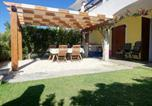 Location vacances Viddalba - House with 2 bedrooms in Viddalba with shared pool 5 km from the beach-1