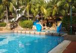 Location vacances Melaka - Mahkota @ Hotel Happy Apartment Melaka-1