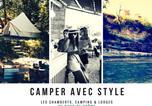 Camping Le Poët-Célard - Camping les Chamberts-2