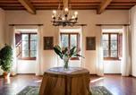 Location vacances Lucignano - Lucignano Villa Sleeps 12 Pool Wifi-3