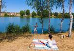Camping avec Chèques vacances Saône-et-Loire - Camping de Bourbon-Lancy-3