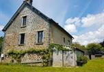 Location vacances Bonnemain - House with 3 bedrooms in Quebriac with enclosed garden and Wifi-1