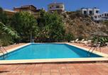 Location vacances Salobreña - House with 2 bedrooms in Salobrena with shared pool and Wifi-2