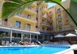 Hôtel Blanes - Hotel Stella Maris-1