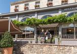 Hôtel Pamproux - Les Glycines-4