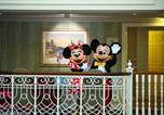 Hôtel 5 étoiles Tinqueux - Disneyland® Hotel-2