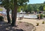 Camping avec Site nature Saint-Pierre-Lafeuille - Camping Les Rives du Céou-3