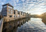 Location vacances Kendal - Luxury riverside apartment in Kendal-2