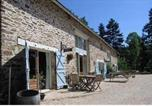 Location vacances Saint-Yrieix-la-Perche - Holiday Home Bourgogne Coussacbonneval-1