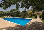 Location vacances Acate - House with 6 bedrooms in Chiaramonte Gulfi with wonderful mountain view shared pool enclosed garden 20 km from the beach-4