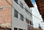 Hôtel Urubamba - B&B Valcava-2