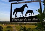 Location vacances Savigneux - Gite de l'Elevage de la Mûre-2