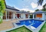 Location vacances Taling Ngam - Lipa Talay Ped - 2 Bed Private Pool Villa-3