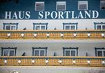 Hôtel Lienz - Hotel Sportland & Outdoor-Center-1