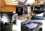 Hôtel Pied des pistes Girmont Val d'Ajol - Appart Hotel Glam88 Suites avec Spa et Sauna Privatif