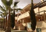 Location vacances Fuente Álamo de Murcia - Luxus Penthouse mit Pool im Hda Golfressort-4