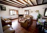 Location vacances Los Corrales - Casa Rural Cortijo Bersocano en Pedrera Sierra Sur de Sevilla-4