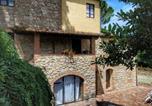 Location vacances Casole d'Elsa - Idyllic Countryside Apartment on Chianti hills with pool-4