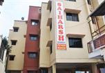 Hôtel Panchgani - Saiharsh Residency-1