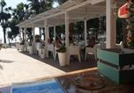Hôtel Ayia Napa - Simos Magic Beach Hotel Apts-4