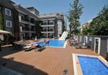 Hôtel Marmaris - Isla Apart-2