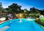 Location vacances Santa Maria di Licodia - Villa Milia Villa Sleeps 6 Pool Wifi-1