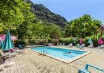 Camping avec Ambiance club Pyrénées-Orientales - Camping Mas de Lastourg-1
