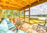 Location vacances Bretton Woods - Forest Lake Waterfront Paradise-4