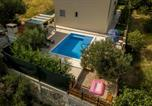 Location vacances Klis - Villa Beata - Pool & View-2