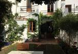 Location vacances Vilassar de Mar - Espectacular casa indiana en primera línea de mar-1