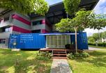 Hôtel Singapour - Shipping Container Hotel (Staycation Approved)-1