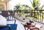 Location vacances Puerto Vallarta - Beachfront 3br, spacious balcony, Playa Royale 2409-1