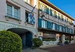 Hôtel Saint-Denis-le-Thiboult - Hôtel La Licorne & Spa