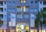Hôtel Dresde - Artis Suite Hotel-2