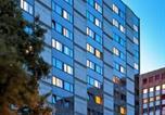 Hôtel Dusseldorf - Courtyard by Marriott Düsseldorf Seestern-2